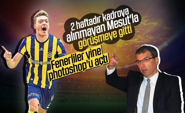 Fenerbahçe'de Mesut Özil harekatı
