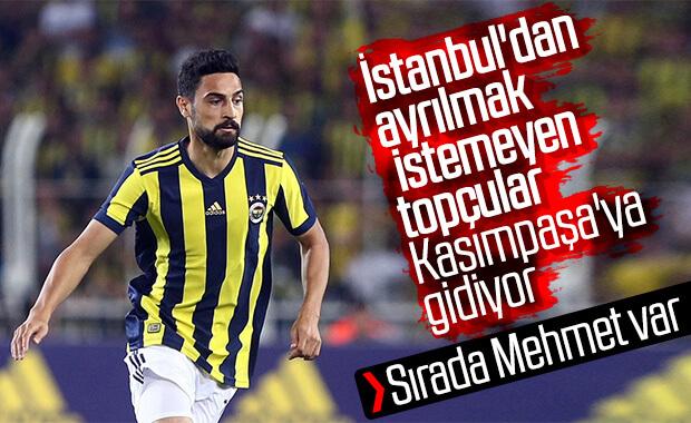 Kasımpaşa, Mehmet Ekici'ye talip oldu