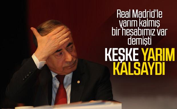 Mustafa Cengiz'in Real Madrid yorumu yeniden gündemde