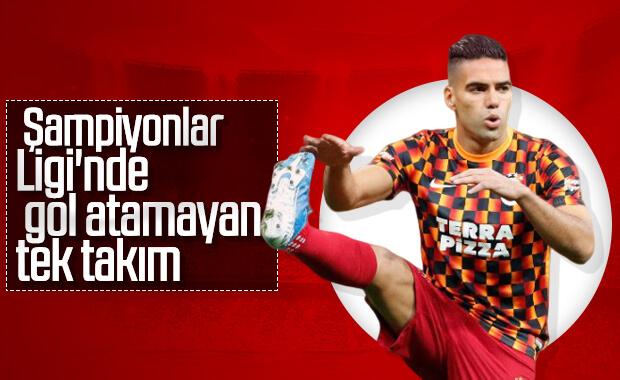 Galatasaray gol atmayı unuttu