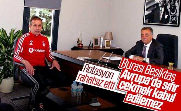Abdullah Avcı'nın Braga maçı tercihleri tartışılıyor
