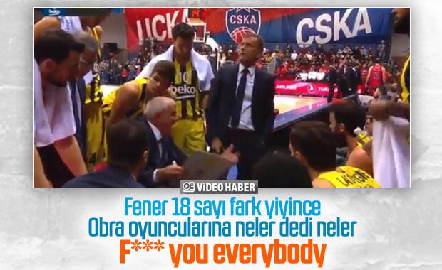 Fenerbahçe Beko, CSKA Moskova'ya mağlup oldu