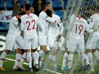 A Milli Takımımız son maçını kazandı #1