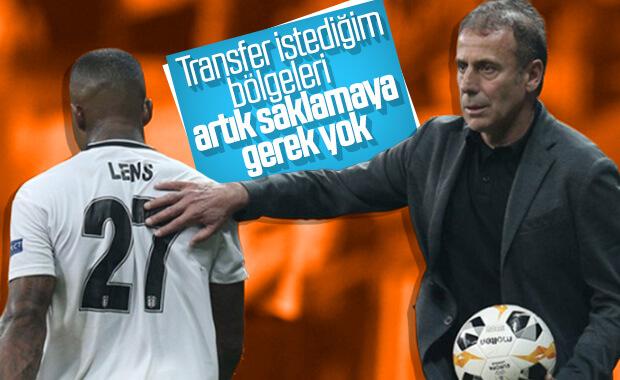 Abdullah Avcı'nın transfer istediği mevkiler