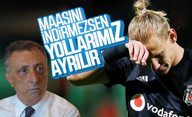 Beşiktaş, Vida'dan FEDA bekliyor