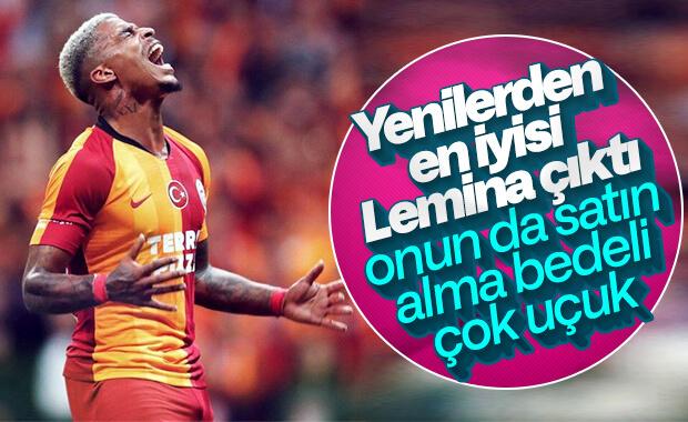 Galatasaray, Lemina'yı takımda tutmak istiyor