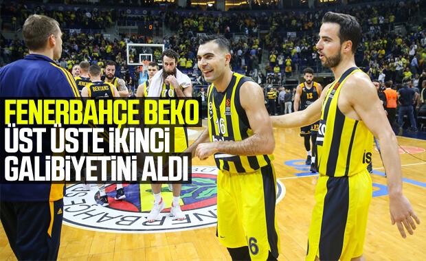 Fenerbahçe Beko, sahasında Khimki Moskova'yı yendi