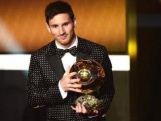 Ballon d'Or'un bu yılki sahibi Messi oldu #1