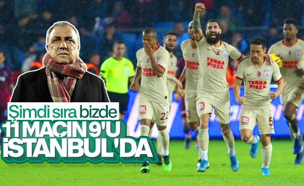 Galatasaray, fikstür avantajını kullanmak istiyor