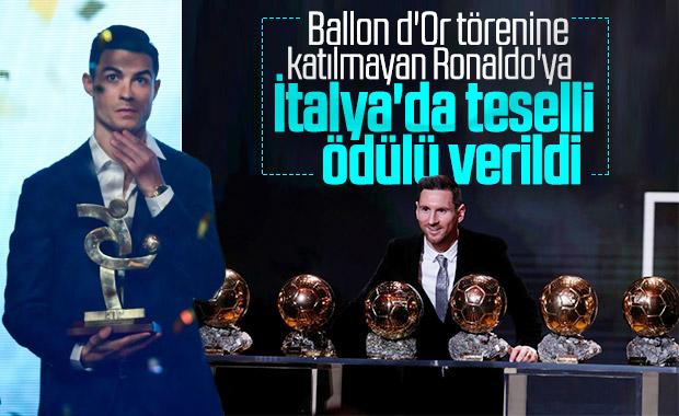 İtalya'nın en iyisi Ronaldo