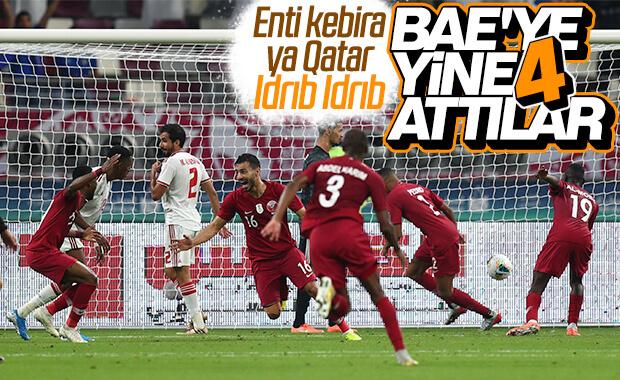 Katar, Birleşik Arap Emirlikleri'ne 4 attı