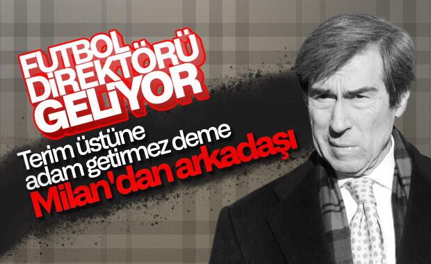 Galatasaray, Ariedo Braida'ya teklif yaptı