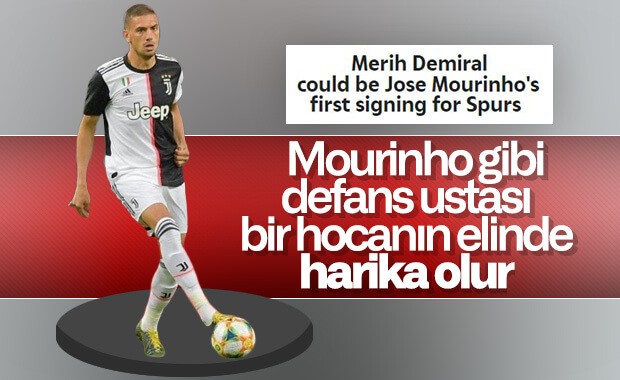 The Sun: Mourinho, Merih'i istiyor