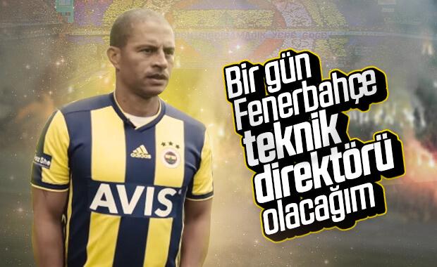 Alex de Souza'nın Fenerbahçe hayali