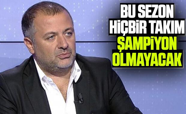 Mehmet Demirkol, ligdeki şampiyonluk yarışını yorumladı