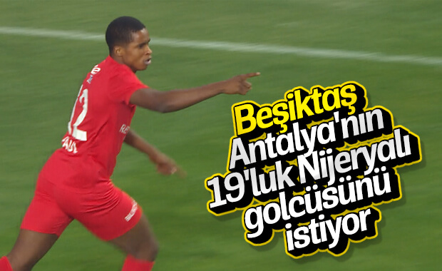Beşiktaş Mukairu'yu takibe aldı