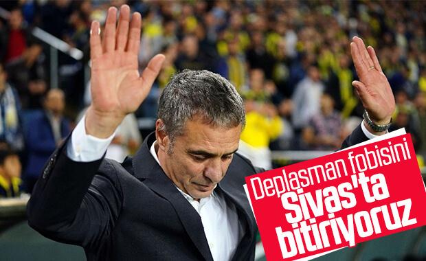 Ersun Yanal, Sivas'ta galibiyete inanıyor
