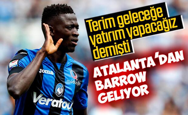Galatasaray'da transfer rotası Musa Barrow