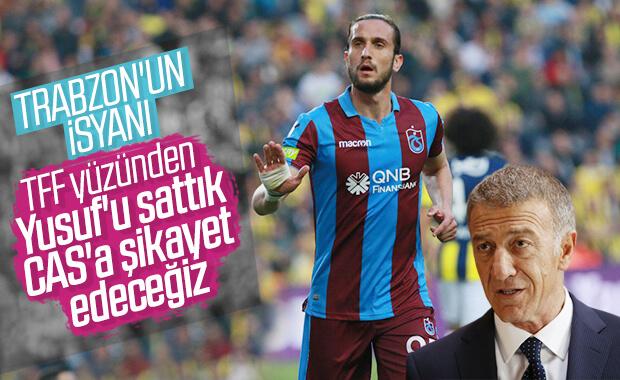 Trabzonspor, TFF'den şikayetçi olacak
