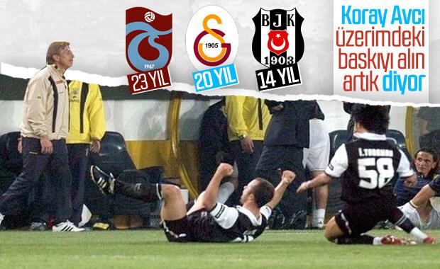 Beşiktaş'ın Kadıköy'deki son galibiyeti