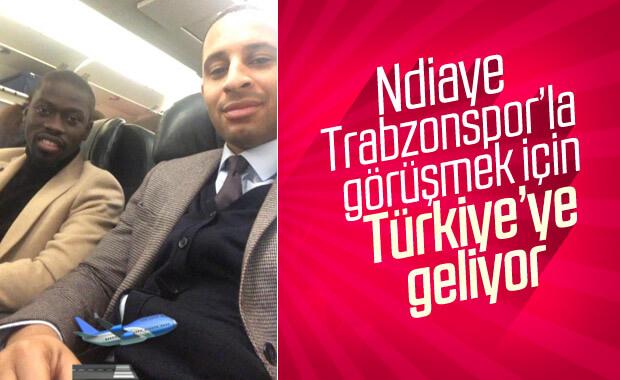 Ndiaye adım adım Trabzonspor'a doğru