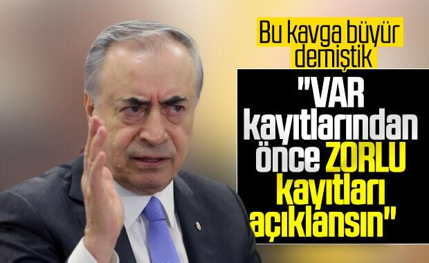 Mustafa Cengiz: Zorlu kayıtları açıklansın