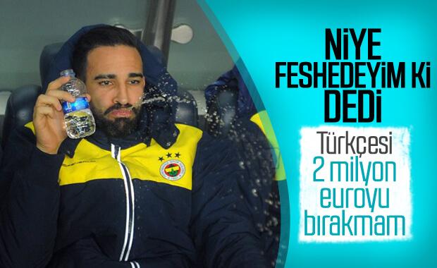 Adil Rami Fenerbahçe'de kalıyor
