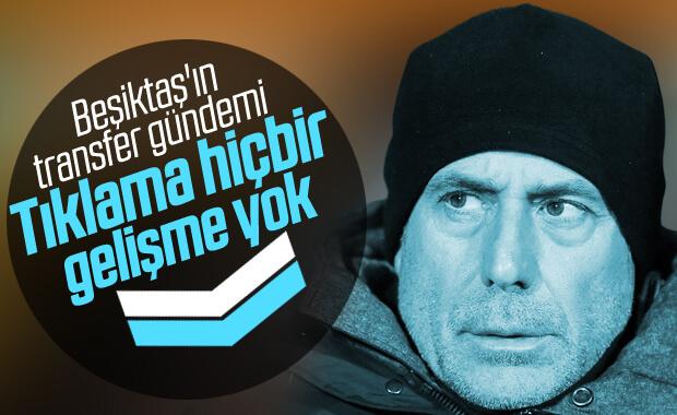 Beşiktaş en kısır transfer dönemini geçiriyor