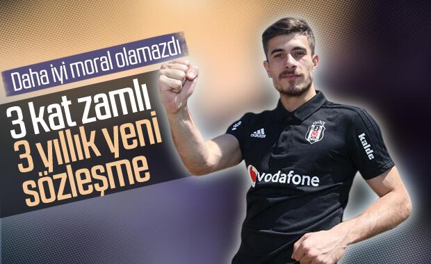 Beşiktaş, Dorukhan'la uzatıyor