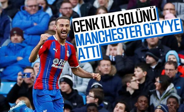 Cenk Tosun yeni takımıyla golle tanıştı