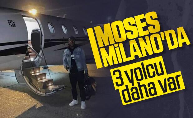Moses, Inter'e transfer oluyor