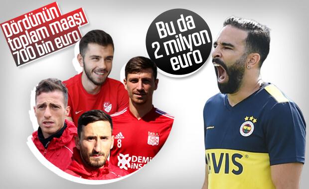 Borçsuz lider: Sivasspor