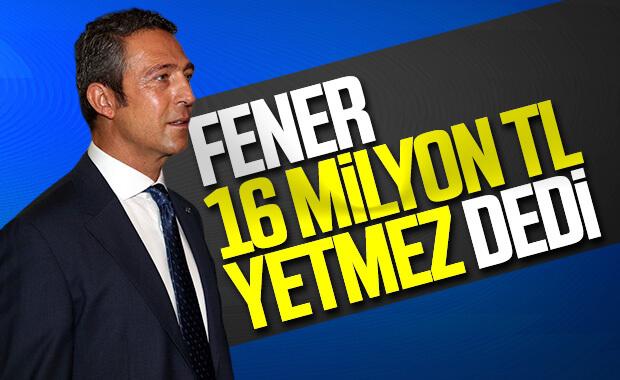 Fenerbahçe: Limit artırımı yetersiz
