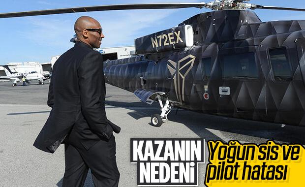 Kobe Bryant'ın helikopteri nasıl kaza yaptı