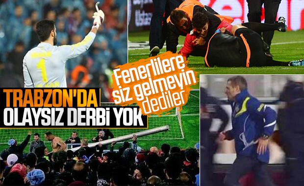 Fenerbahçe taraftarı Trabzonspor maçına alınmayacak