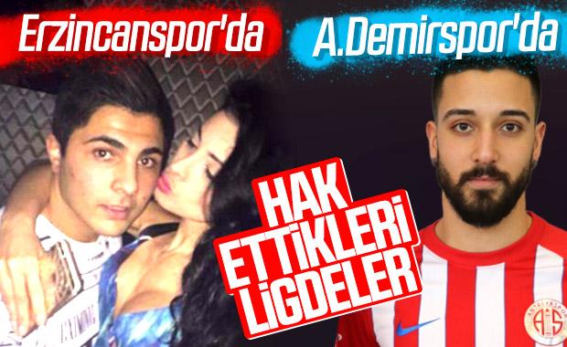 Tarık Çamdal ve Muhammed Demirci transfer oldu
