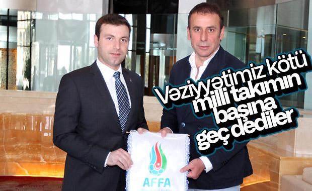 Azerbaycan'dan Abdullah Avcı'ya teklif