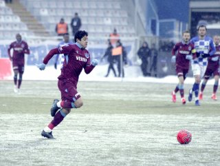 Trabzonspor Erzurumspor'u rahat geçti #1