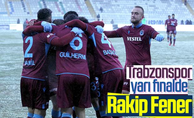 Trabzonspor Erzurumspor'u rahat geçti