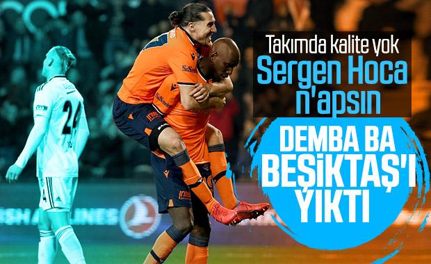 Beşiktaş, iki hafta sonra kaybetti