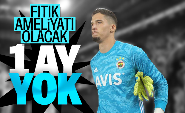 Fenerbahçe'ye Altay Bayındır'dan kötü haber