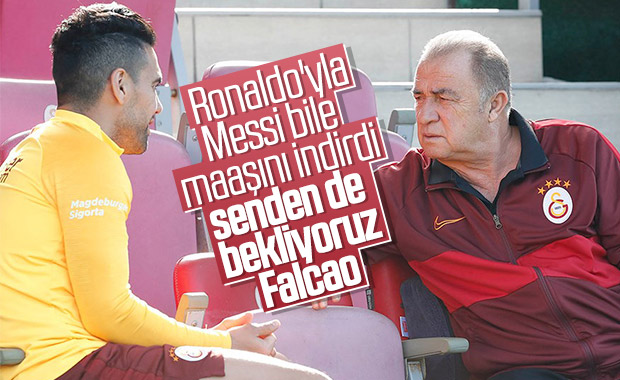 Galatasaray yönetiminden indirim talebi