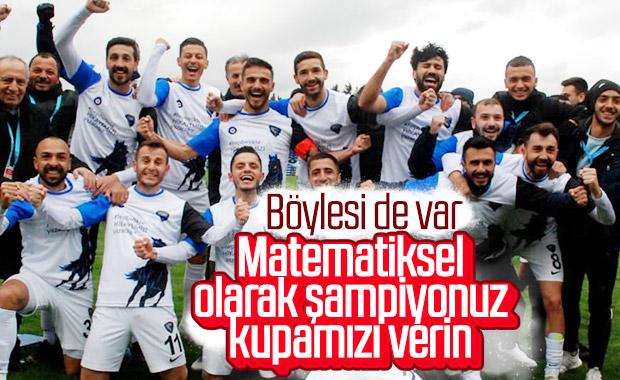 Karacabey Belediyespor şampiyonluğunu istiyor