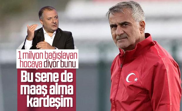 Mehmet Demirkol: Şenol Güneş maaş almamalı