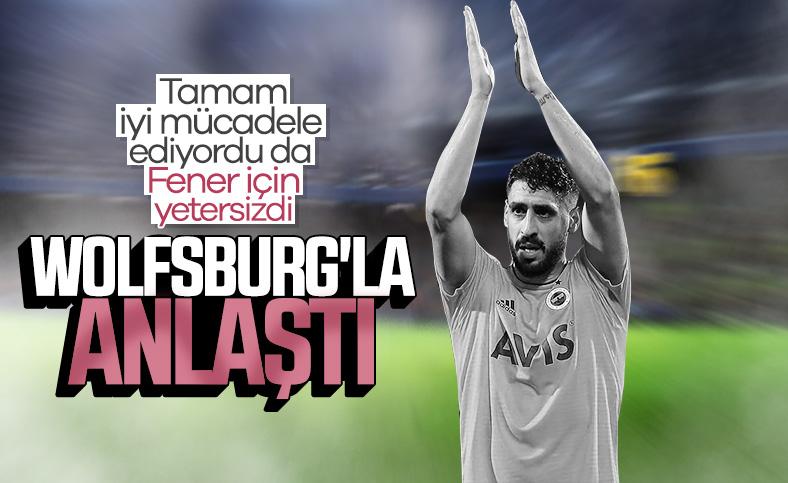 Tolga Ciğerci, Wolfsburg'a transfer oluyor