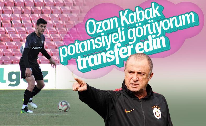 Galatasaray, Cenk Özkacar'ı transfer etmek istiyor