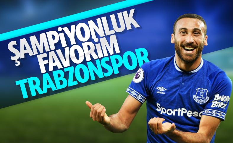 Cenk Tosun: Trabzonspor çok güçlü