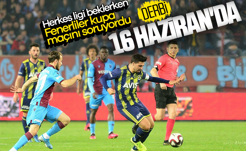 Fenerbahçe-Trabzonspor maçının tarihi