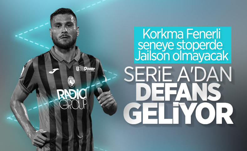 Fenerbahçe'nin hedefi: Jose Luis Palomino