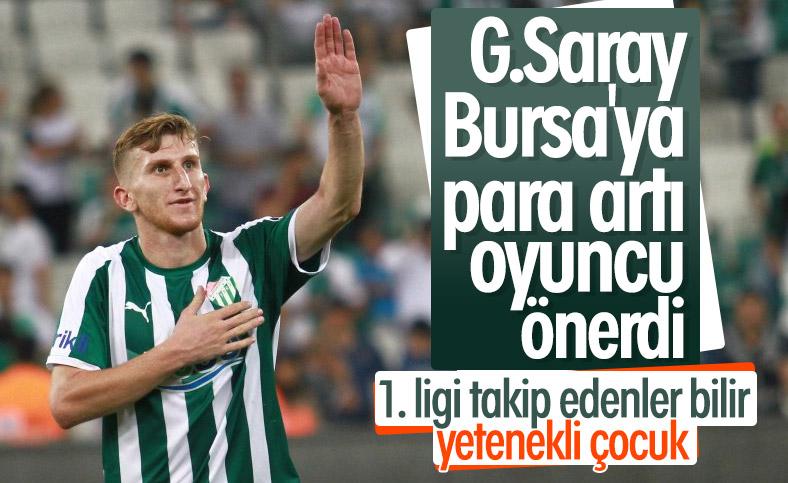 Galatasaray, Burak Kapacak'ın peşine düştü